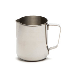 Frothing Pitcher, 12oz Stainless Steel